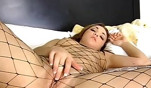 Beautiful women feel chunky dick of pretty friend into their cooters