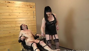 Sensuous Torture by Domme Sarah Kelly - Screaming bitch