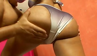 Shemale exposes her obsession with wild buttfuck fuck-fest