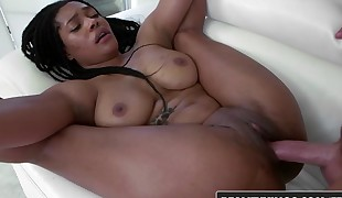 RealityKings - Obese and Chocolate-colored - Alison Sault Tyler Steel -