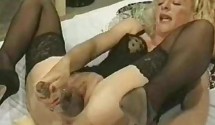 Unexperienced - Scorching Mature Knuckles Dildos &, Bottles - Spouse Films