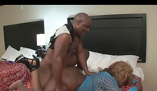 Black Monster Body Doggy Fuck