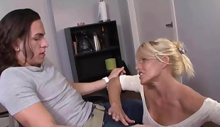 Blond Milfs Penalty And Domination On Programmer