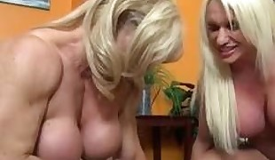Naked Female Bodybuilders Sex Up Successful Dude