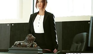 - Office Obsession - Ryan Driller and Isabella De Sant