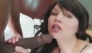 tight pussy girl with bbc cum in her while filmed