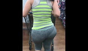 Cuban Milf Giant Ass Bum