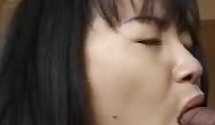 Fantastic Japanese Girl Fucked Hard